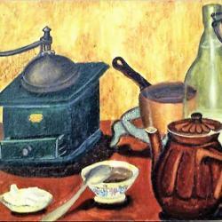 """""""Moulin à café""""  Louis Delorme"""