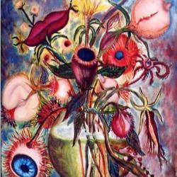 """""""Bouquet fantastique"""" Louis Delorme"""