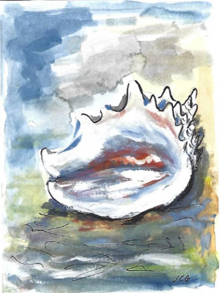 """""""Casque de Venus"""" Jeanne CHAMPEL GRENIER"""