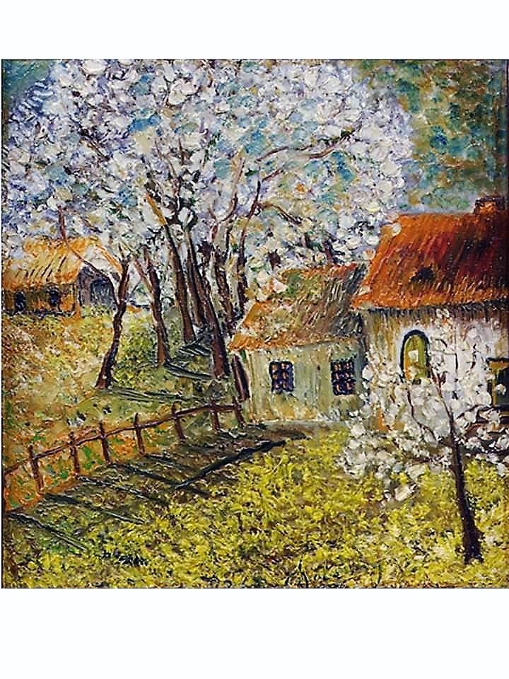 """""""Le printemps reviendra"""" Louis Delorme"""