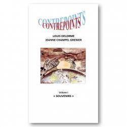 """CONTREPOINTS """"Souvenirs"""" VOLUME I"""