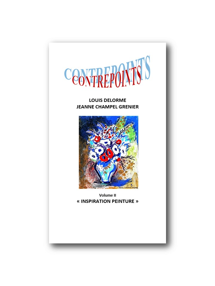 "CONTREPOINTS ""Inspiration Peinture"" Volume II"