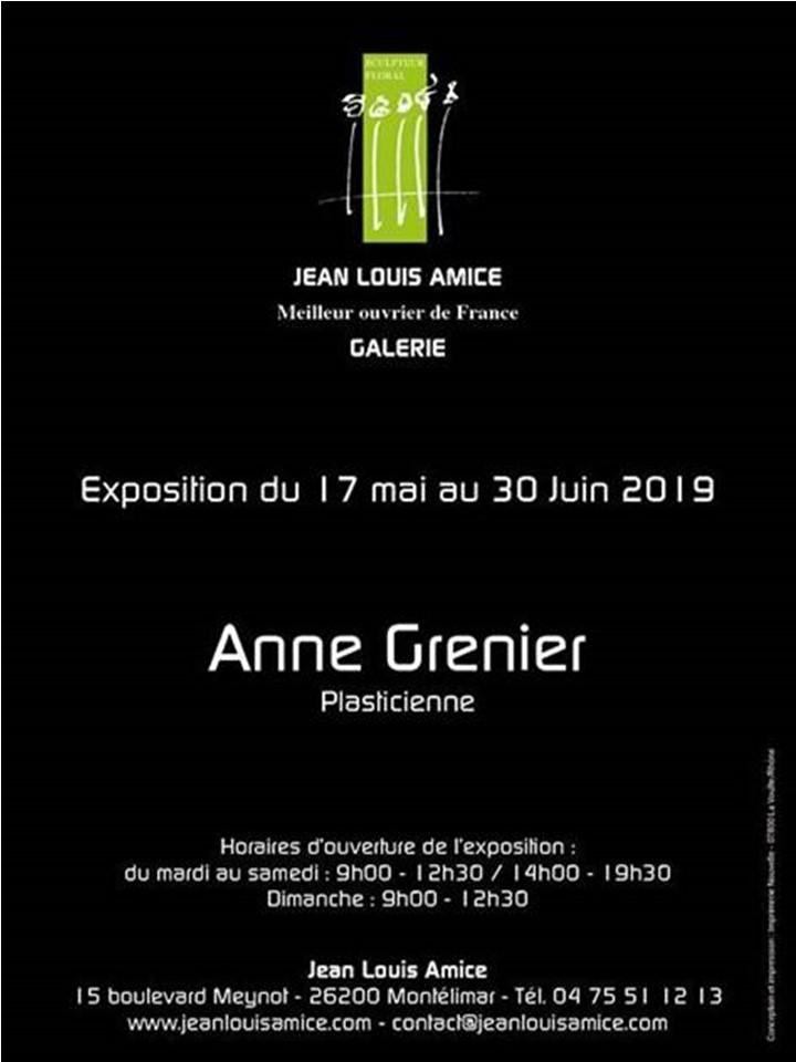 Expo Anne GRENIER