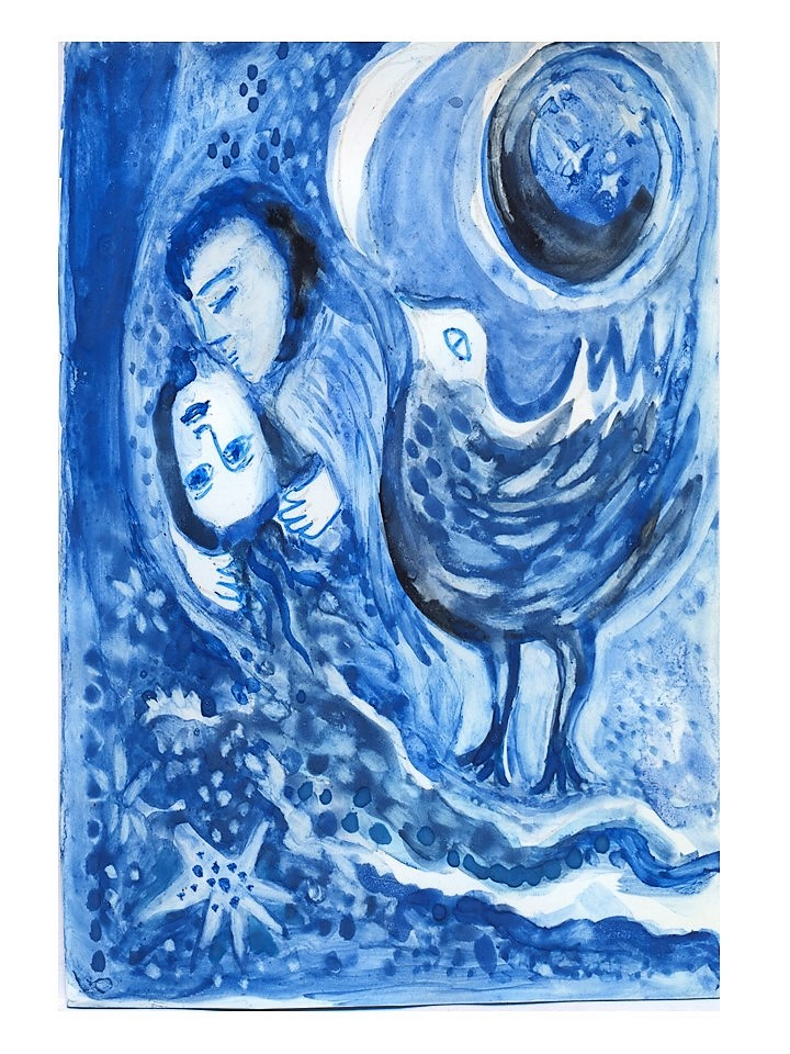 """Hommage à Chagall"""
