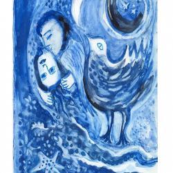 """Hommage à Chagall"""