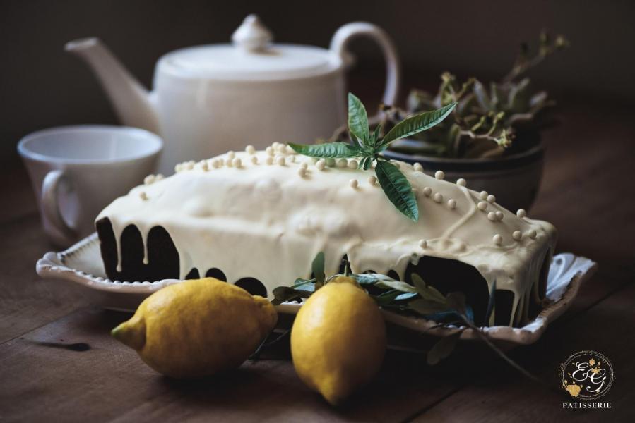 Cake citron shooting melanie delorme photographie