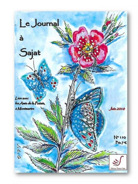 Couverture le journal a sajat 1