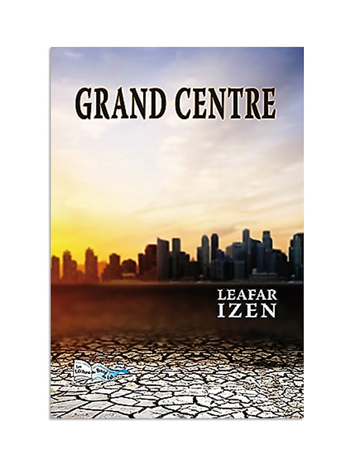 Grand centre leafar izen