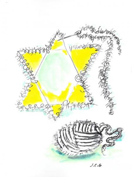 L' Étoile du berger JEANNE CHAMPEL GRENIER