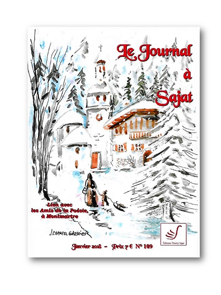 Le journal a sajat 109