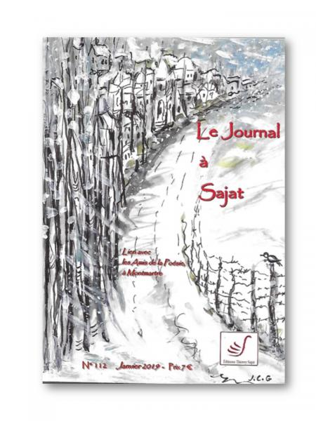 Le journal a sajat n 112