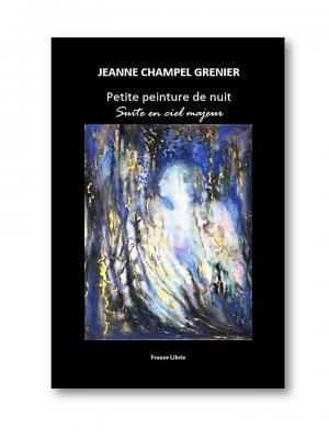 Petite peinture de nuit jeanne champel grenier 1