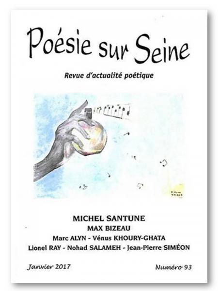 Poesie sur seine n 94