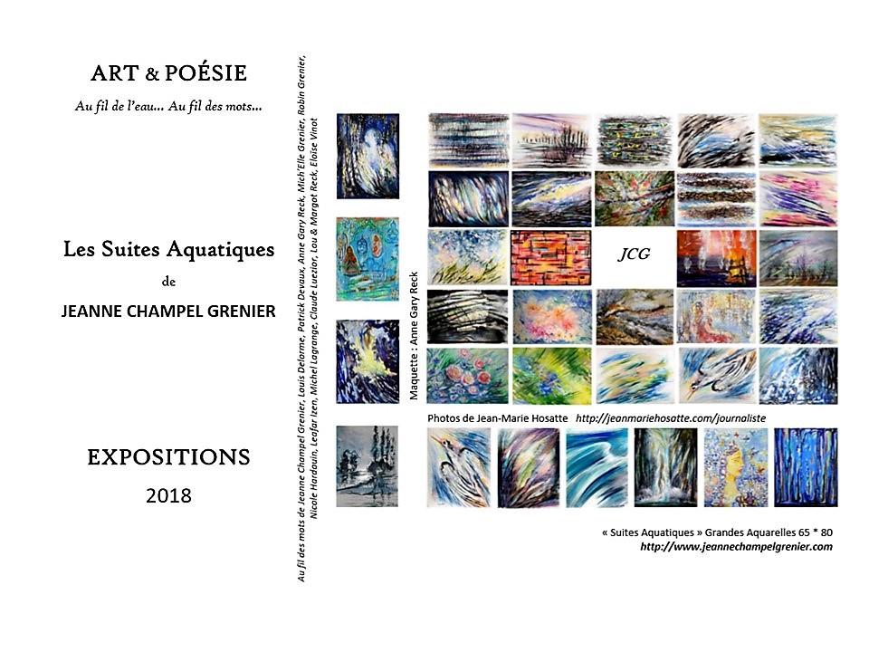 EXPO Art & Poésie