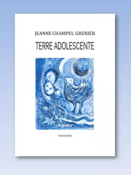 Recueil de poèmes 2015 - Jeanne Champel Grenier